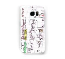 Max Morrocco: Issue 2 Samsung Galaxy Case/Skin