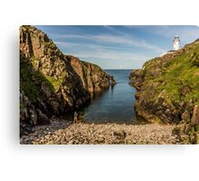 Fanad Head Lighthouse Canvas Print