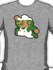 Old School Luigi T-Shirt