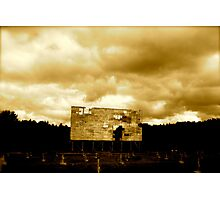 The Last Drive-In Photographic Print
