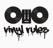 Vinyl Rules by Paul Welding