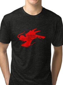 House Mushu Tri-blend T-Shirt
