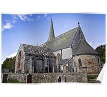 Borthwick Parish Church Poster