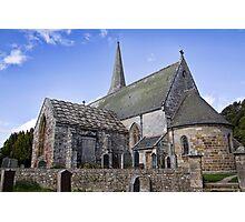 Borthwick Parish Church Photographic Print