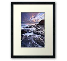 Your Rock Framed Print
