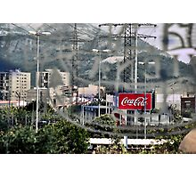 Coca Cola  Photographic Print