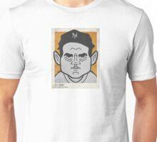 Bill Terry Caricature Unisex T-Shirt