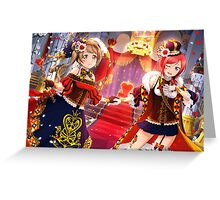Love Live! Maki Nishikino/Kotori Minami Greeting Card