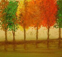 Autumn by cadva