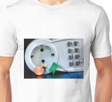 Economy vs. Ecology Unisex T-Shirt