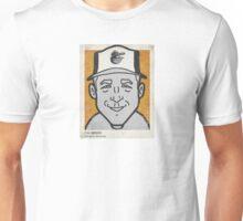 Cal Ripken Caricature Unisex T-Shirt