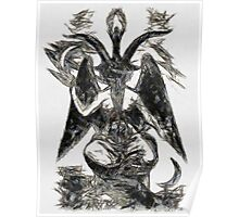 Occult Symbolism by Pierre Blanchard Poster