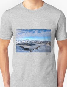 Winter on Kitzsteinhorn 2 T-Shirt