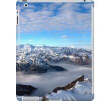 Winter on Kitzsteinhorn 2 iPad Case/Skin