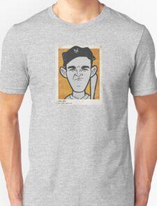 Mel Ott Caricature T-Shirt