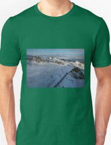 Winter on Kitzsteinhorn 3 T-Shirt