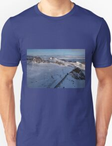 Winter on Kitzsteinhorn 3 T-Shirt