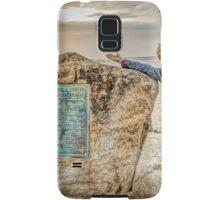Yoga By The Sea Samsung Galaxy Case/Skin