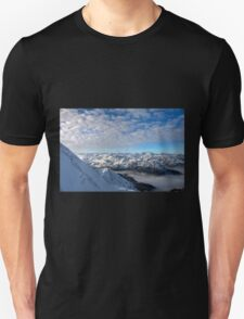 Winter on Kitzsteinhorn 4 T-Shirt