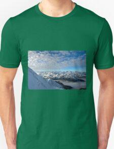 Winter on Kitzsteinhorn 4 T-Shirt