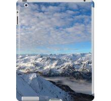 Winter on Kitzsteinhorn 4 iPad Case/Skin