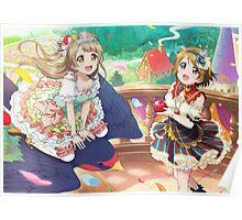 Love Live! Kotori Minami/Hanayo Koizumi Poster