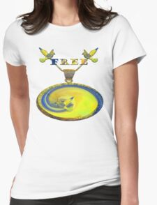 FREE-Abstract 55  wall art/ Clothing+Products Design T-Shirt