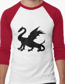 Dragon Men's Baseball ¾ T-Shirt