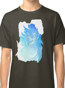 Entering a Underwater World Classic T-Shirt