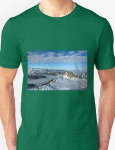 Winter on Kitzsteinhorn 6 T-Shirt