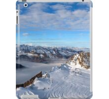 Winter on Kitzsteinhorn 6 iPad Case/Skin