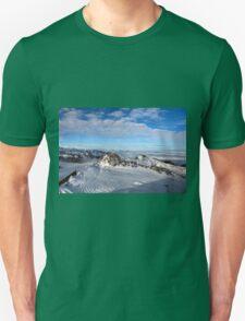 Winter on Kitzsteinhorn 7 T-Shirt