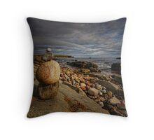 Caithness, Scotland Throw Pillow