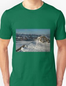 Winter on Kitzsteinhorn 8 T-Shirt