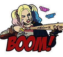 *CHK CHK* BOOM! by ChrisTomlinson