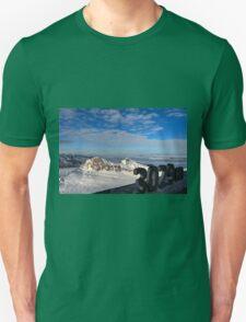Winter on Kitzsteinhorn 10 T-Shirt