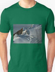 Winter on Kitzsteinhorn 12 T-Shirt