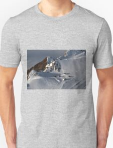 Winter on Kitzsteinhorn 12 T-Shirt