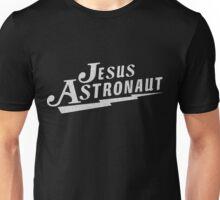 JESUS ASTRONAUT DK Unisex T-Shirt