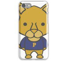 Panther Mascot Chibi Cartoon iPhone Case/Skin