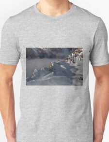 Winter on Kitzsteinhorn 13 T-Shirt
