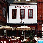 Cafe Rouge - Canterbury, Kent, UK by Deb Gibbons