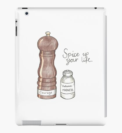Spice Up! iPad Case/Skin