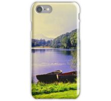 A Celtic Notebook Moment iPhone Case/Skin