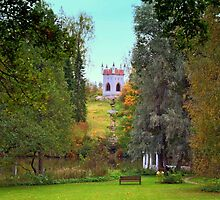 Fairytail castle at Mustio southern Finland by Tarolino