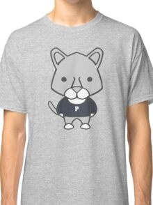 Lion Mascot Chibi Cartoon Classic T-Shirt