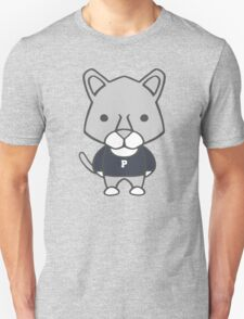 Lion Mascot Chibi Cartoon Unisex T-Shirt