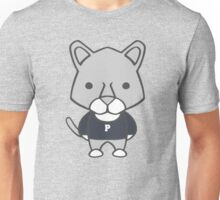 Lion Mascot Chibi Cartoon Unisex T-Shirt