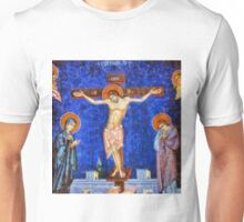 Christ Crucified by Pierre Blanchard Unisex T-Shirt