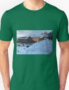 Winter on Kitzsteinhorn 18 T-Shirt